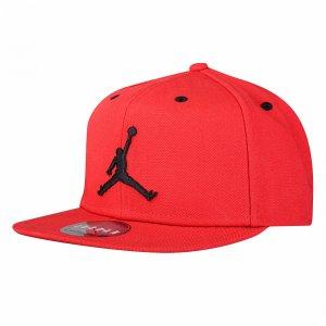 Jan Jumpman Snapback Jordan. Цвет: красный