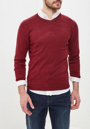 Пуловер Backlight. Цвет: бордовый