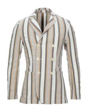 Пиджак 26.7 TWENTYSIXSEVEN. Цвет: охра