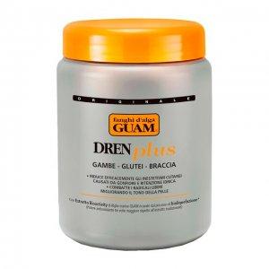 Маска антицеллюлитная с дренажным эффектом GUAM. Цвет: бесцветный