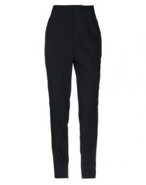 Повседневные брюки VIKTOR & ROLF. Цвет: черный