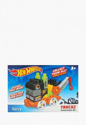 Конструктор Bauer Hot Wheels Truckz. Цвет: разноцветный