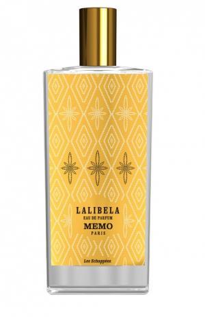 Парфюмерная вода-спрей Lalibela Memo. Цвет: бесцветный