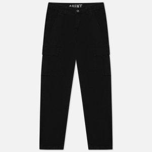 Мужские брюки Agent Alpha Industries. Цвет: чёрный