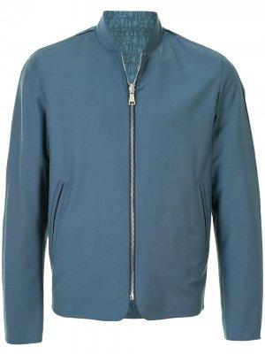 Куртка-бомбер Cerruti 1881. Цвет: зеленый