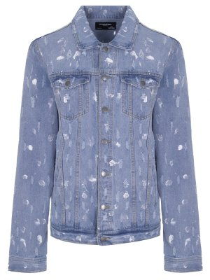 Куртка джинсовая DOM REBEL