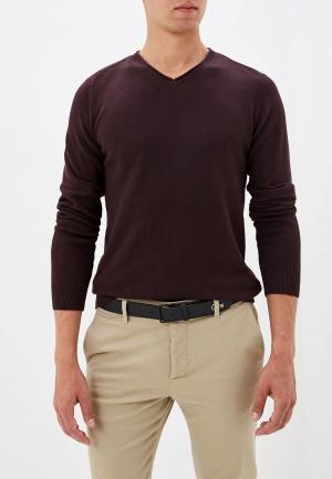 Пуловер Brave Soul. Цвет: коричневый