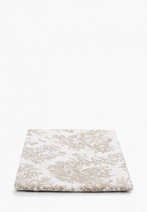 Скатерть Naturel круглая, диаметр 150 см. Цвет: белый