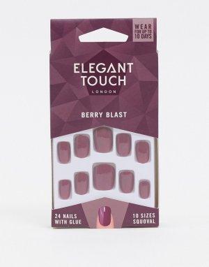 Накладные ногти (Berry Blast)-Розовый Elegant Touch