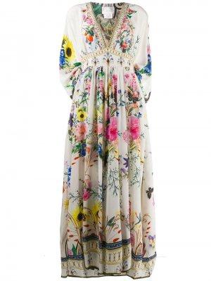 Длинное платье-туника Camilla