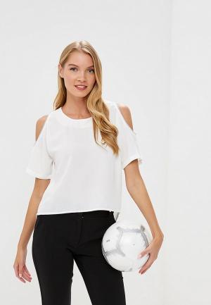 Блуза Deeluxe. Цвет: белый