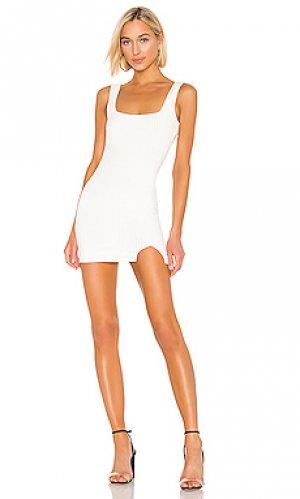 Мини платье topanga Privacy Please. Цвет: белый
