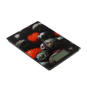 Весы кухонные luazon lvk-705, электронные, до 7 кг, подсветка, рисунок Home