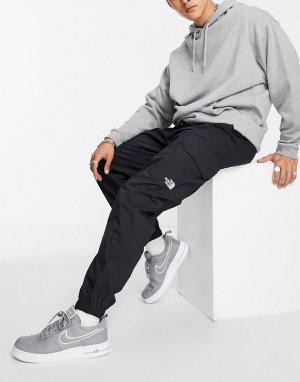 Черные брюки карго Karakash-Черный цвет The North Face