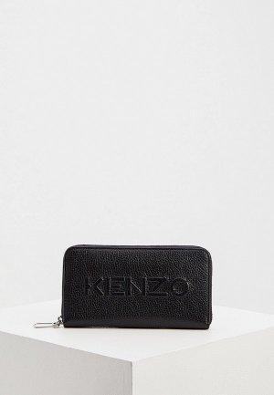 Кошелек Kenzo. Цвет: черный