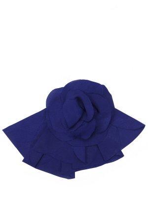 Брошь-цветок из текстиля GIO GUERRERI