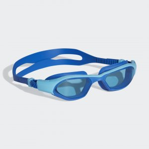 Очки для плавания Persistar 180 Unmirrored Performance adidas. Цвет: синий
