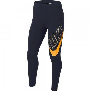 Sportswear Favorites Graphic Legging Nike. Цвет: темно-синий