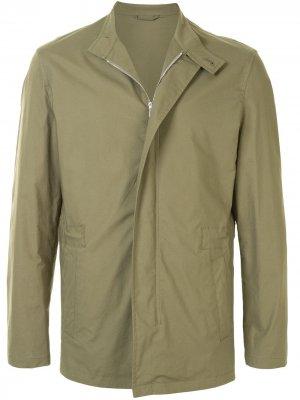 Легкая куртка Cerruti 1881. Цвет: зеленый