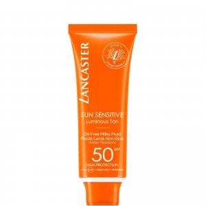 Sun Sensitive Oil-Free Face Protection Cream SPF50 50ml Lancaster