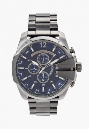 Часы Diesel DZ4329. Цвет: серебряный