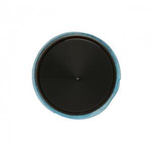 Моносерьга Dsquared2. Цвет: чёрный