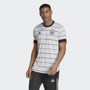 Домашняя футболка сборной Германии Performance adidas. Цвет: белый