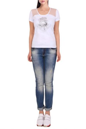 Jeans JUNONA. Цвет: blue