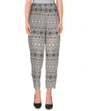 Повседневные брюки IRIEDAILY. Цвет: белый