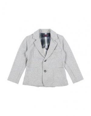 Пиджак ROŸ ROGER'S. Цвет: серый