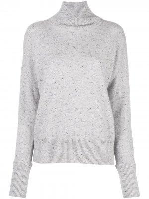 Джемпер с длинными рукавами Autumn Cashmere. Цвет: серый