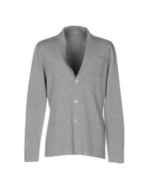 Пиджак MALO. Цвет: серый