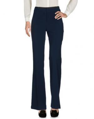 Повседневные брюки COAST WEBER & AHAUS. Цвет: темно-синий