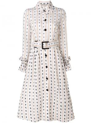 Платье Festoon Telluride Edeline Lee