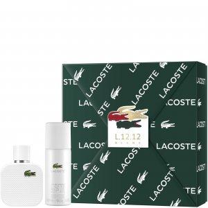 Подарочный набор L.12.12 Blanc For Him Eau De Toilette 50ml Lacoste