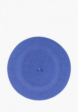 Берет Tonak FLORA SUPER. Цвет: голубой