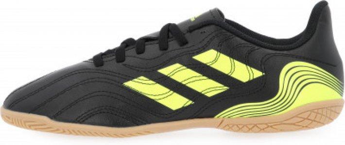 Бутсы для мальчиков adidas Copa Sense.4 IN J, размер 36. Цвет: черный