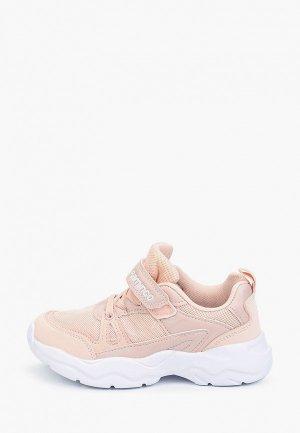 Кроссовки Flamingo. Цвет: розовый