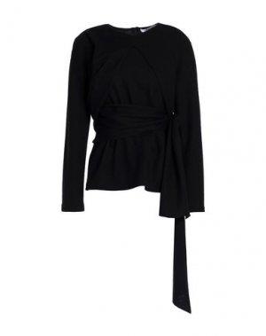 Блузка CHALAYAN. Цвет: черный