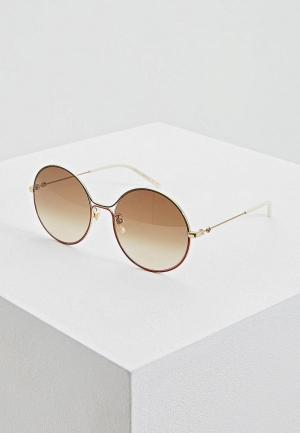 Очки солнцезащитные Gucci GG0395S003. Цвет: разноцветный