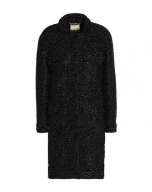 Пальто BY MALENE BIRGER. Цвет: черный
