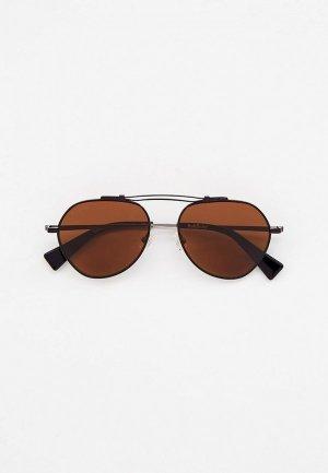 Очки солнцезащитные Baldinini BLD 2145 MU 402. Цвет: черный