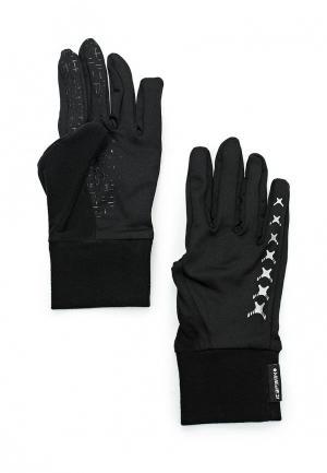 Перчатки Icepeak HANSA. Цвет: черный