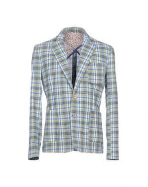 Пиджак NEILL KATTER. Цвет: светло-зеленый