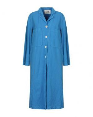 Легкое пальто ATTIC AND BARN. Цвет: ярко-синий