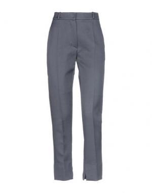 Повседневные брюки GARETH PUGH. Цвет: свинцово-серый