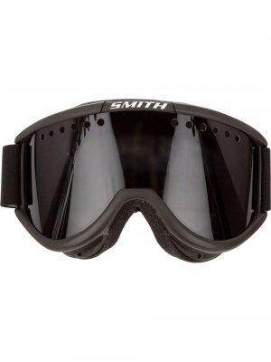Лыжная маска x Smith Cariboo OTG Supreme. Цвет: черный