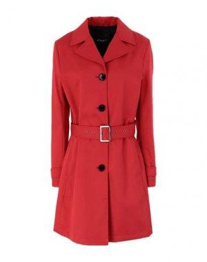 Легкое пальто ALLEGRI. Цвет: красный