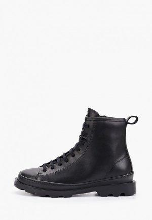 Ботинки Camper Brutus. Цвет: черный