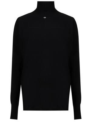 Кашемировый свитер High. Цвет: черный